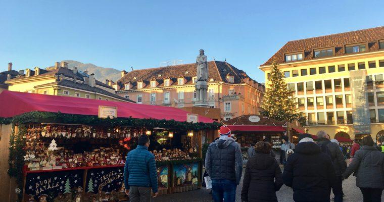 I mercatini di Bolzano