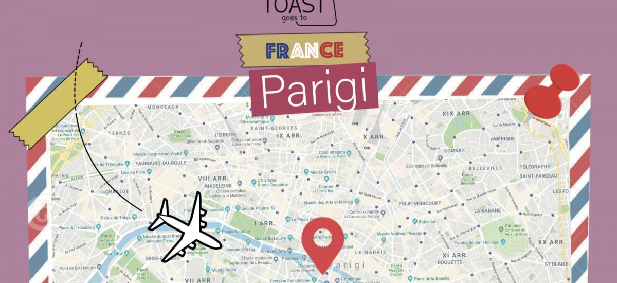Guida – Parigi