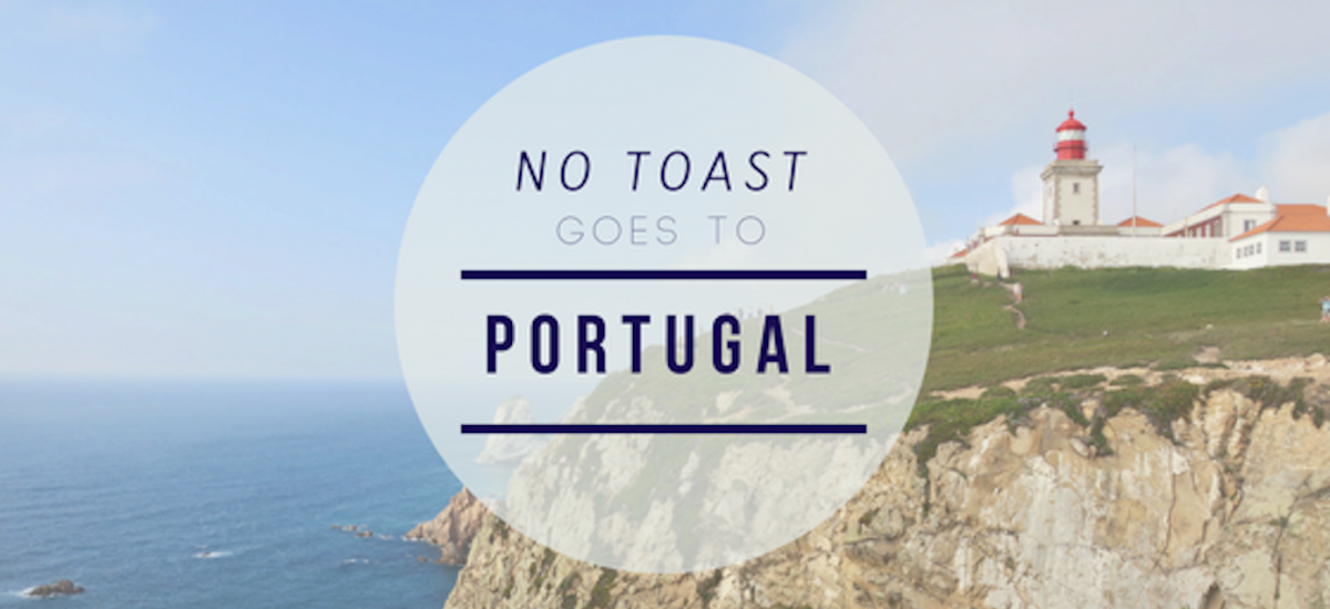 No Toast goes to Portugal