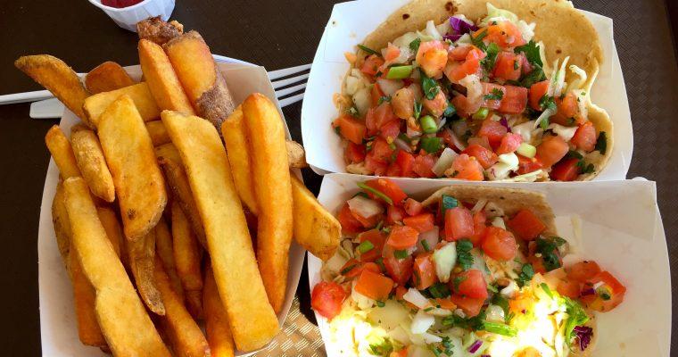 Tacos a Malibu