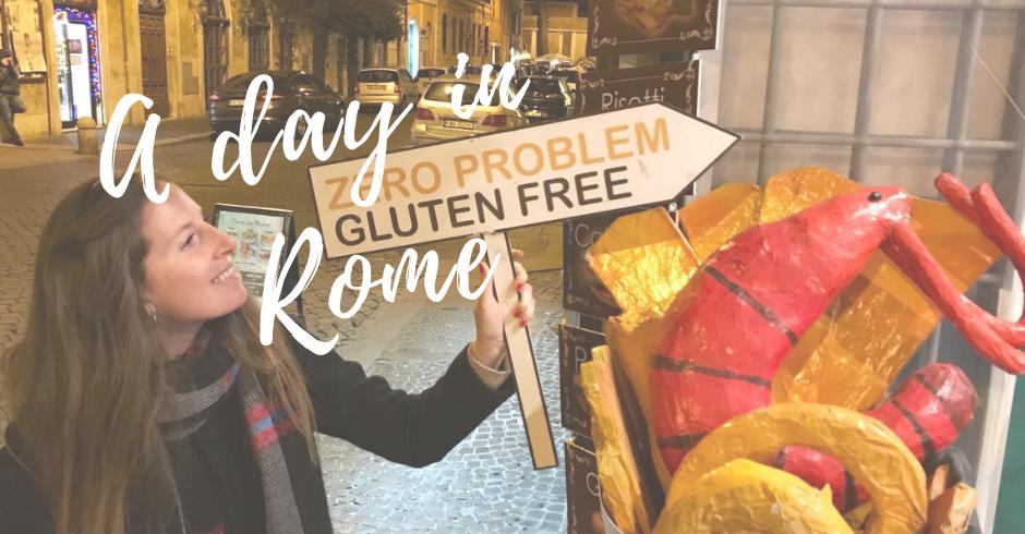 Un giorno a Roma - NO TOAST FOR BREAKFAST