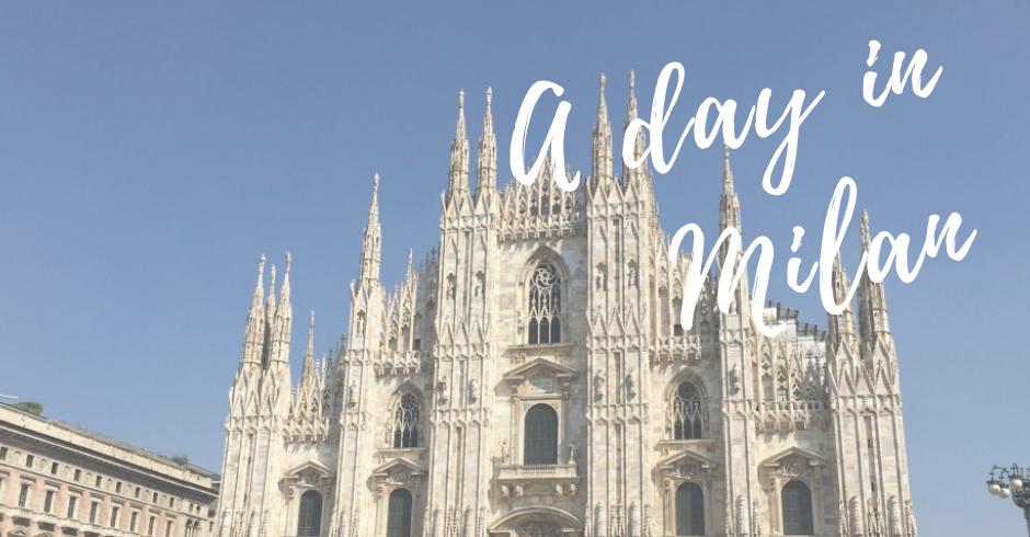 Un giorno a Milano - NO TOAST FOR BREAKFAST