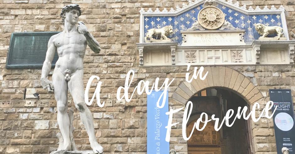 Un giorno a Firenze - NO TOAST FOR BREAKFAST