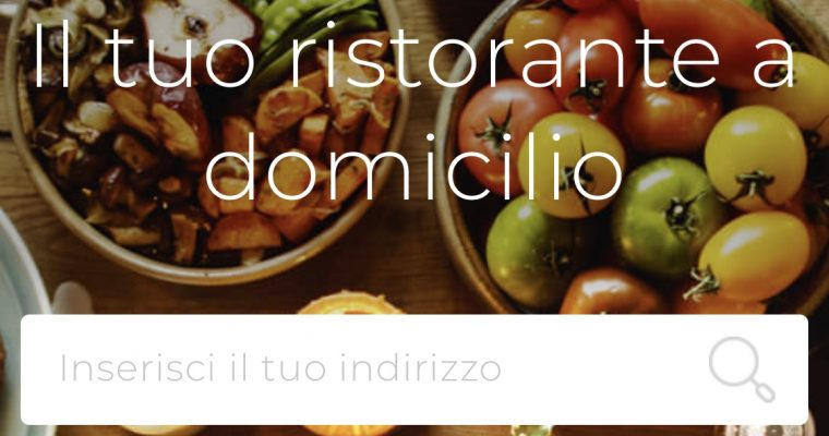 Il food delivery #senzaglutine