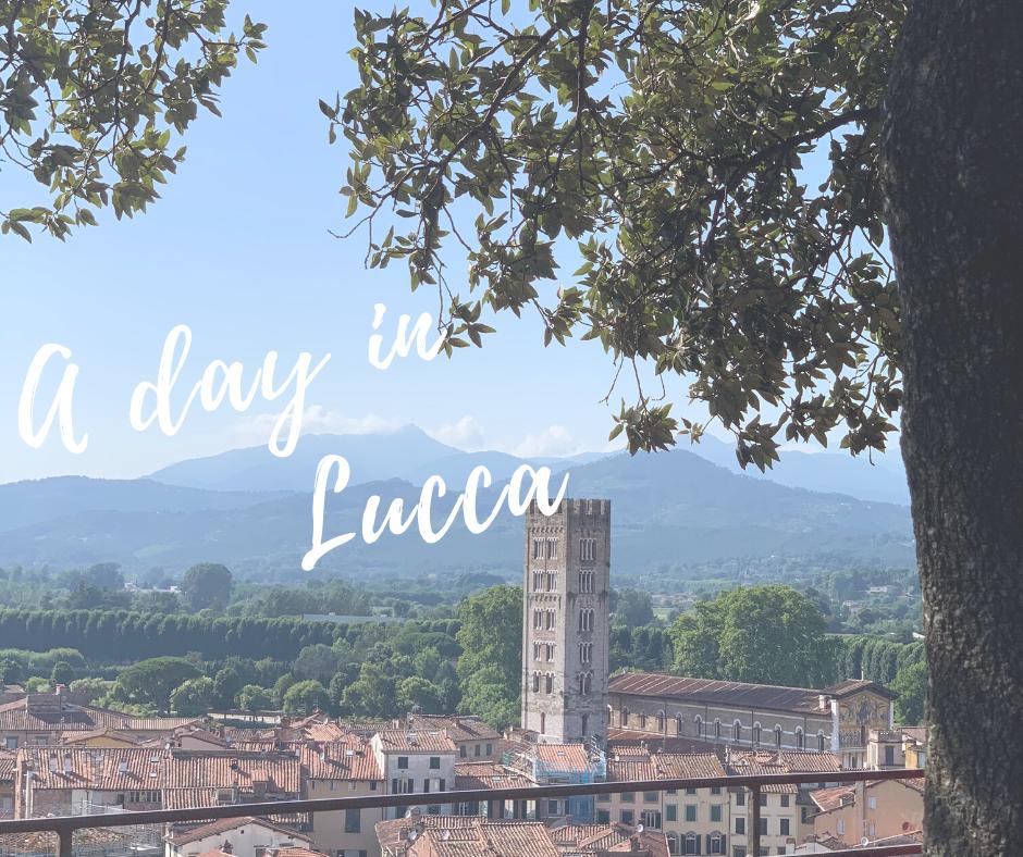 Un giorno a Lucca - NO TOAST FOR BREAKFAST