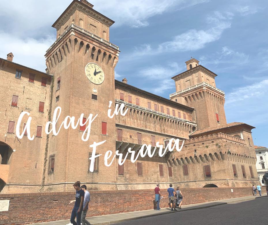 Un giorno a Ferrara - NO TOAST FOR BREAKFAST